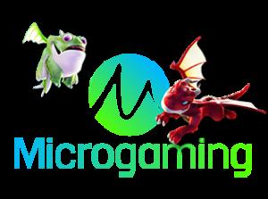 nieuw microgaming casino